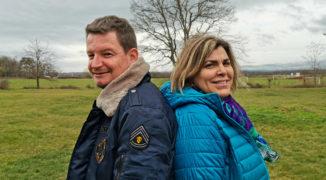 Portrait croisé: Caroline et Laurent Labouret